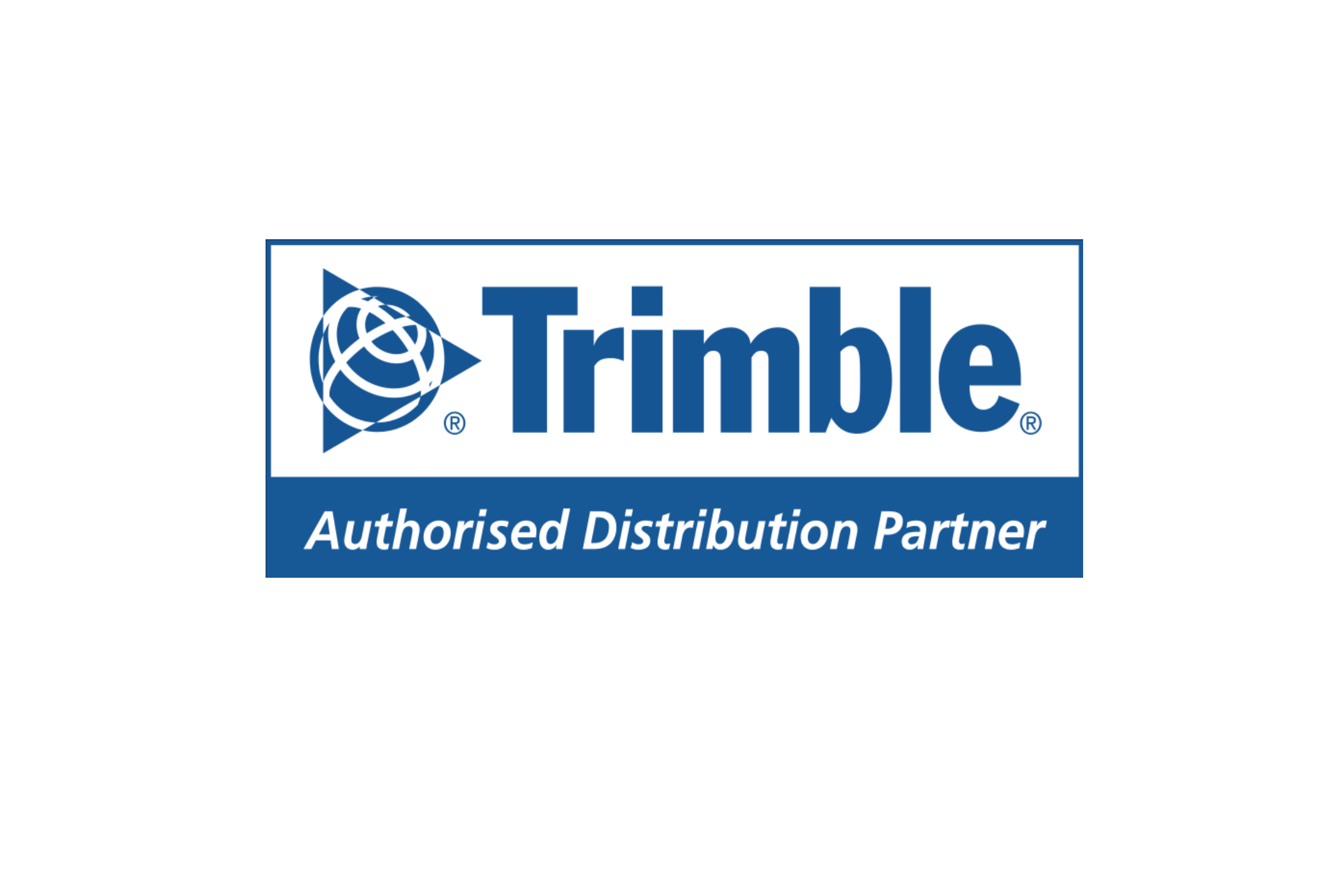 Logo de Trimble